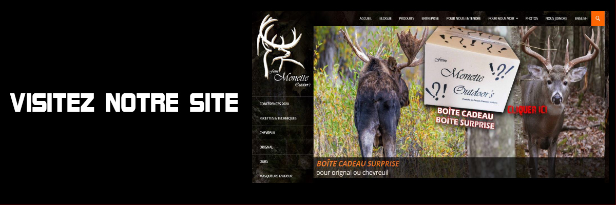 site web ferme monette