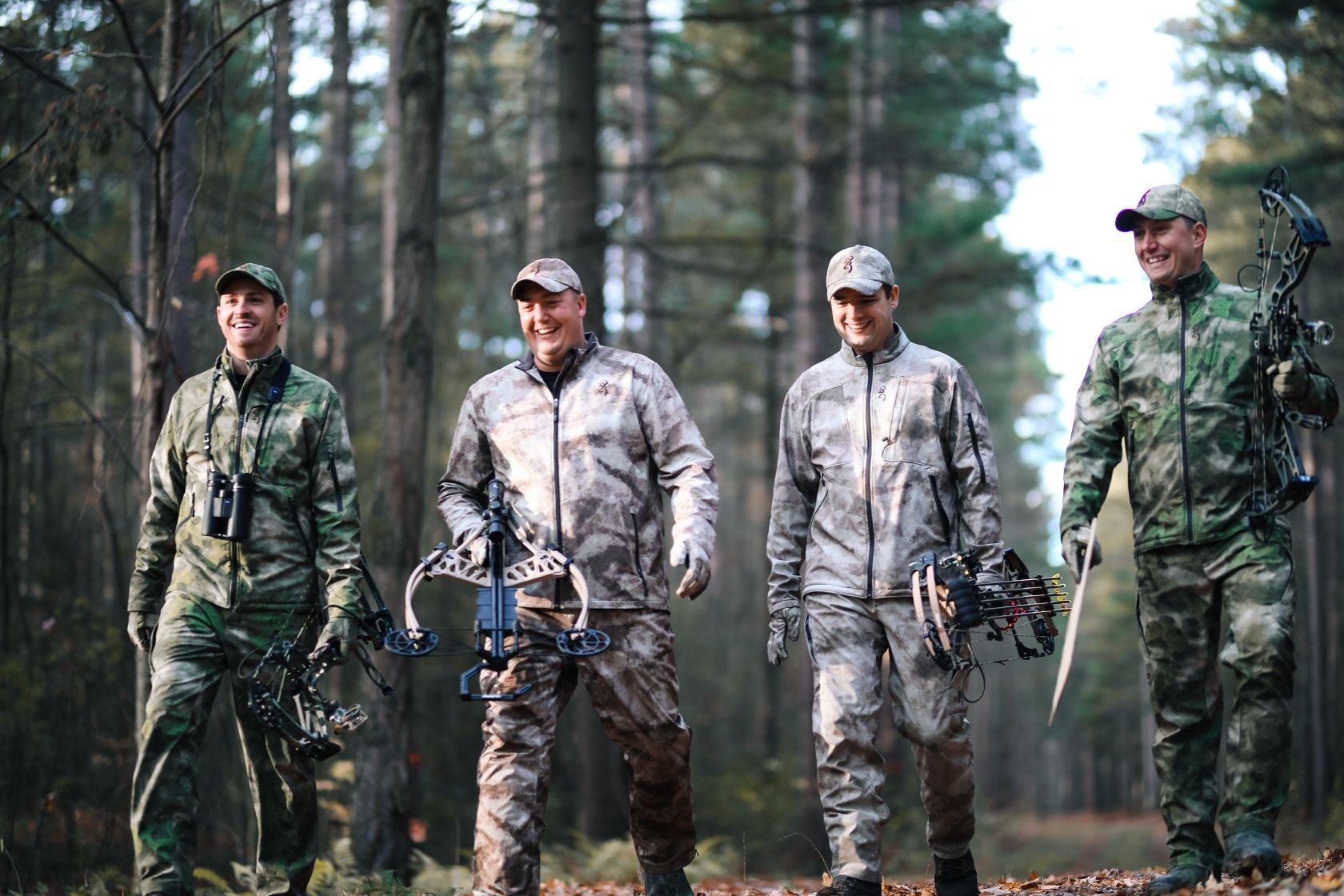 équipe born to hunt un mode de vie