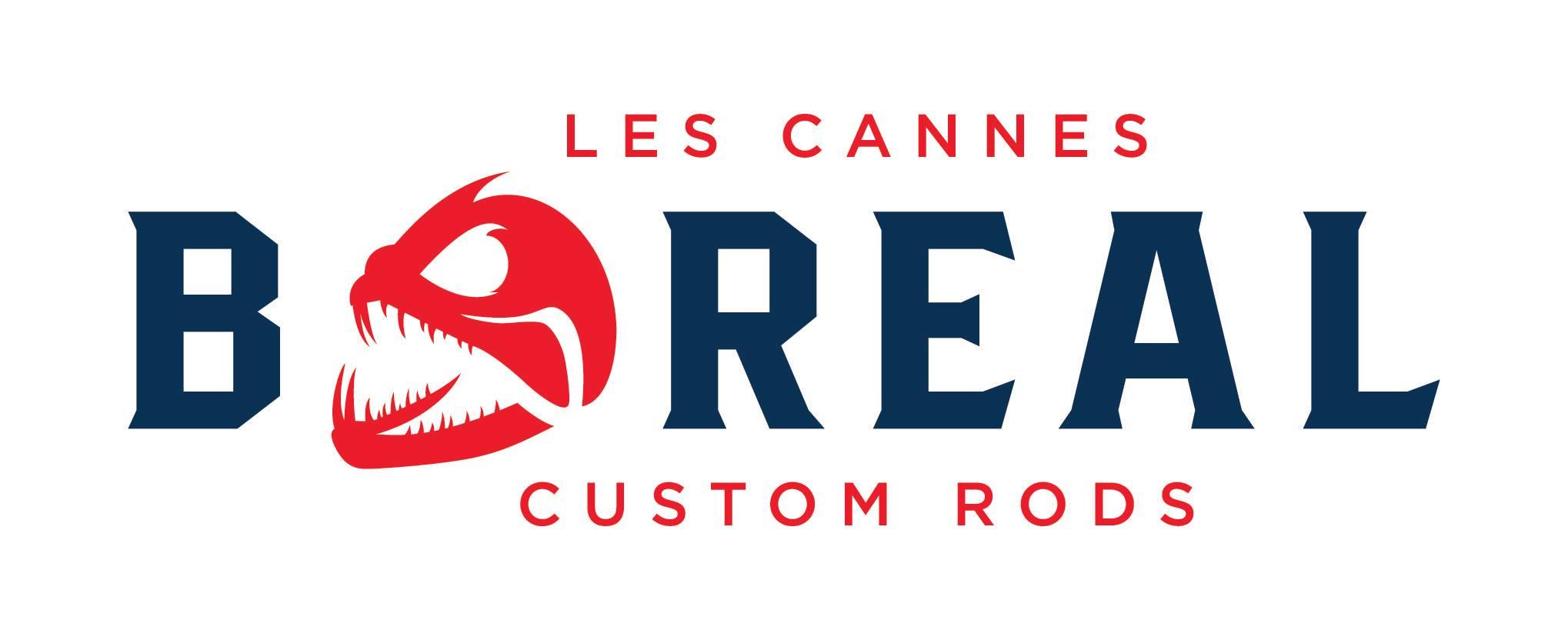Les cannes boréal custom rods
