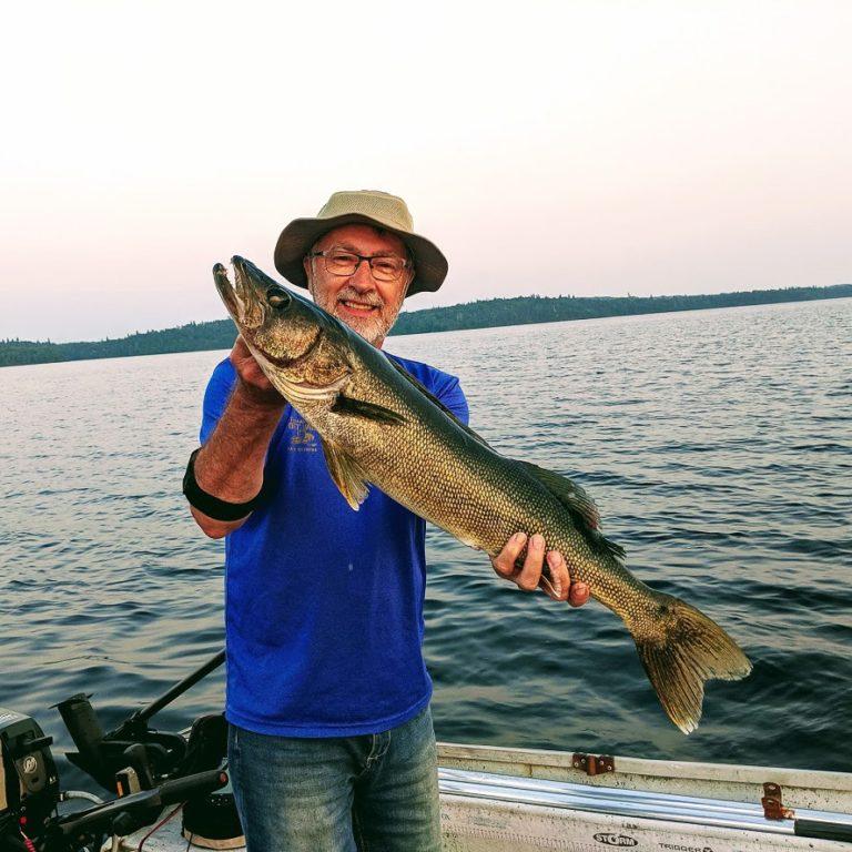 pêche au doré pavillon richer