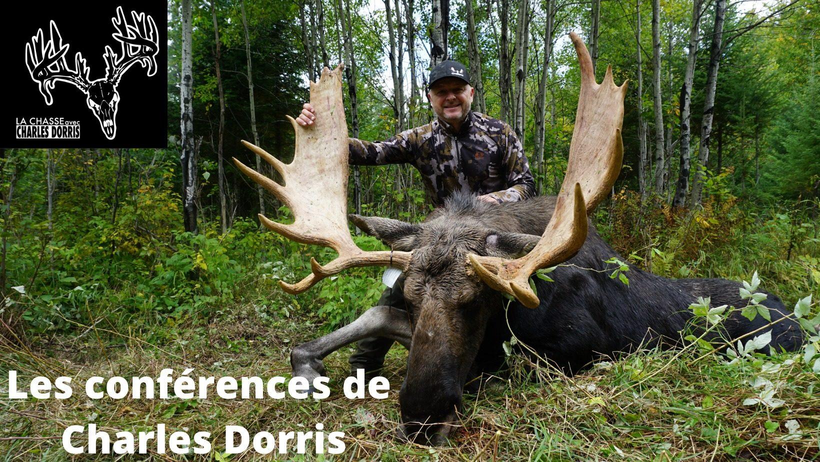 Les conférences de Charles Dorris