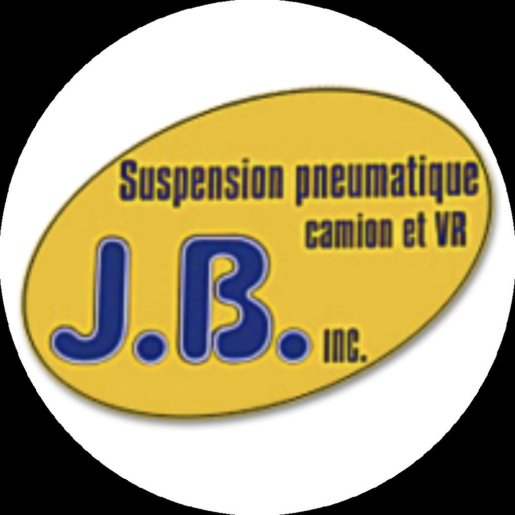 jb inc. suspension pneumatique
