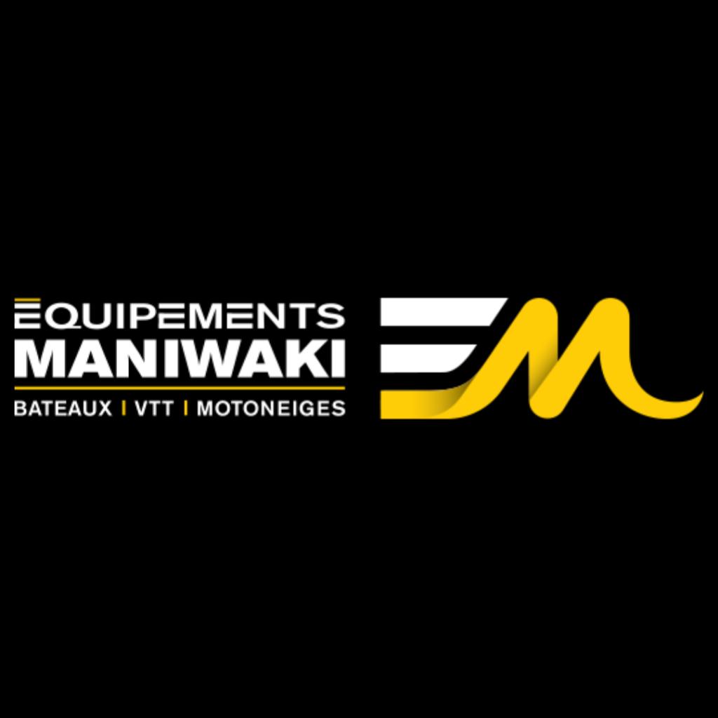 Les équipements Maniwaki