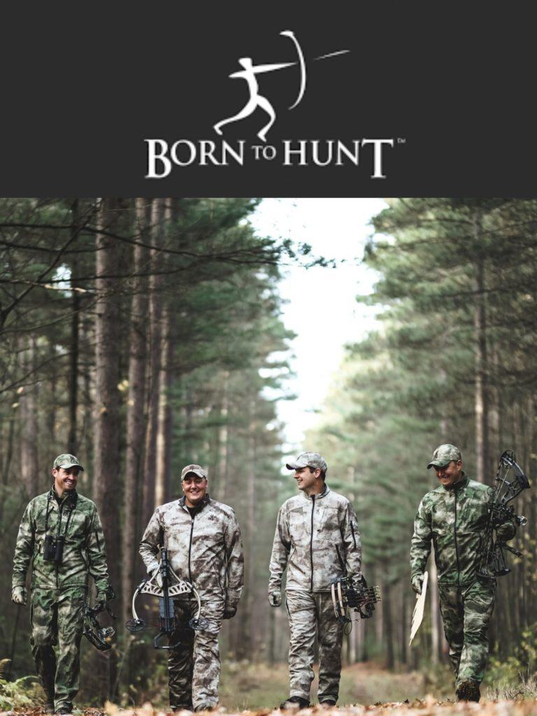 Born too hunt