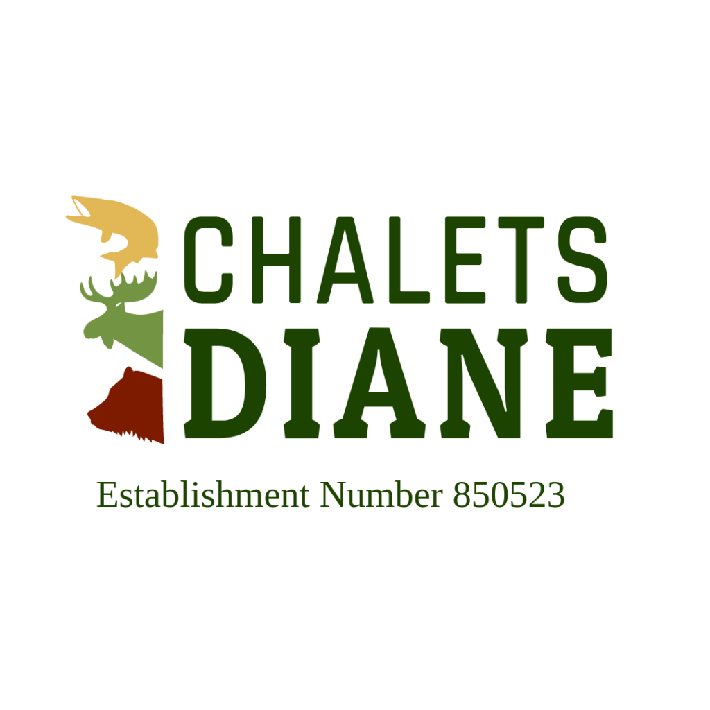 Logo pourvoirie Chalets diane