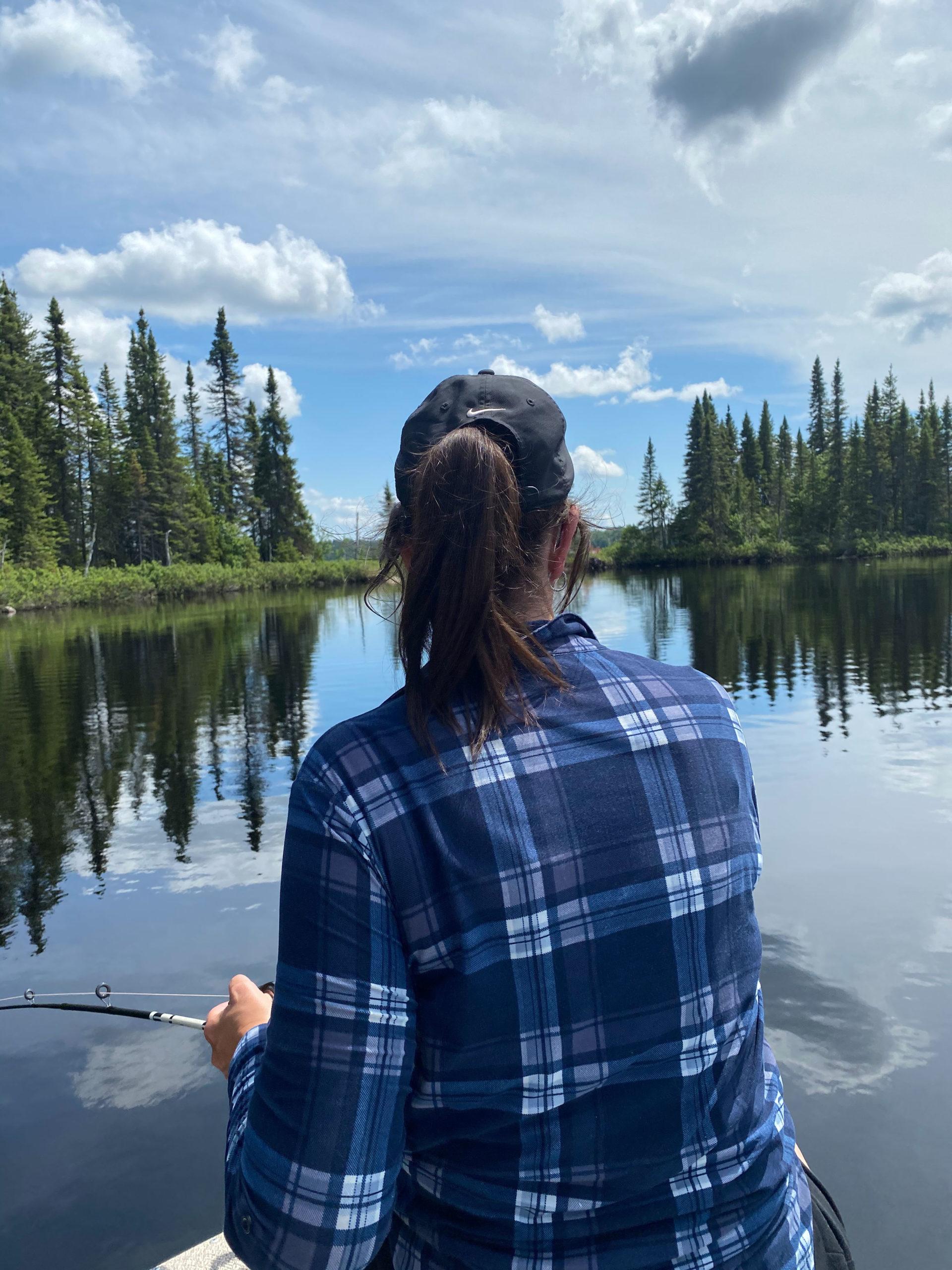 Pêche à la Pourvoirie l'esprit de l'ours